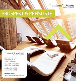 Prospekt & Preisliste